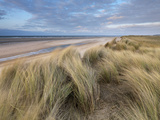 A Spring Evening at Holkham Bay, Norfolk, England Photographic Print by Jon Gibbs