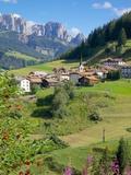 Moena, Fassa Valley, Trento Province, Trentino-Alto Adige/South Tyrol, Italian Dolomites, Italy Photographic Print by Frank Fell