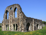 Waverley Abbey, Near Farnham, Surrey, England, United Kingdom, Europe Photographic Print by Rolf Richardson
