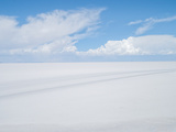 Salt Desert, Salar Uyuni, Bolivia Photographic Print by Phil Clarke-Hill
