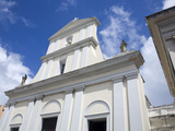 Cathedral of San Juan, Puerto Rico Island, West Indies, Caribbean, USA, Central America Photographic Print by Richard Cummins