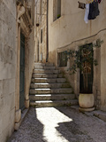 Inside the Walled City of Dubrovnik, Croatia, Europe Photographic Print by Matthew Frost