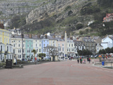 Seaside Promenade, Llandudno, Conwy County, North Wales, Wales, United Kingdom, Europe Photographic Print by Wendy Connett