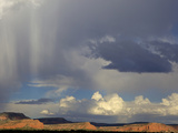 Storm Clouds, New Mexico, United States of America, North America Photographic Print by Simon Montgomery