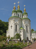 Vydubychi Monastery, Kiev, Ukraine, Europe Photographic Print by Graham Lawrence