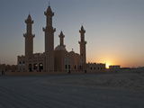 Mosque, Dubai, United Arab Emirates, Middle East Photographic Print by Antonio Busiello
