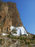 Hozoviotissa Monastery, Amorgos, Cyclades, Greek Islands, Greece, Europe Photographic Print by  Tuul
