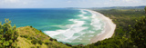 Panoramic Aerial View of Tallow Beach at Byron Bay, New South Wales, Australia, Pacific Reproduction photographique par Matthew Williams-Ellis