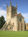 The Abbey Church, Pershore, Worcestershire, England, United Kingdom, Europe Photographic Print by Ian Murray