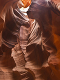 Upper Antelope Canyon (Tse' Bighanilini), Lechee Chapter, Navajo Nation, Arizona, USA Photographic Print by Michael Nolan
