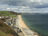 Beesands, South Devon, England, United Kingdom, Europe Photographic Print by Rob Cousins