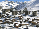 Tignes-Le-Lac, Tignes, Savoie, Rhone-Alpes, French Alps, France, Europe Photographic Print by Matthew Frost