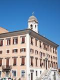 Town Hall, Livorno, Tuscany, Italy, Europe Photographic Print by Adina Tovy