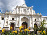Cathedral of St. Joseph, Antigua, UNESCO World Heritage Site, Guatemala, Central America Photographic Print by Michael DeFreitas