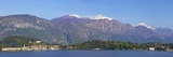 Panoramic View of Bellagio, Lake Como in Spring Sunshine, Lombardy, Italian Lakes, Italy, Europe Photographic Print by Peter Barritt