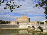 St. Angelo Castle and National Museum, Rome, Lazio, Italy, Europe Photographic Print by Richard Cummins