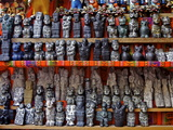 Ceremonial Statues for Sale in Witches Market, La Paz, Bolivia, South America Photographic Print by Simon Montgomery