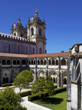 The Monastery, Alcobaca, UNESCO World Heritage Site, Portugal, Europe Photographic Print by Jeremy Lightfoot