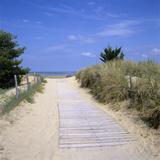 Beach on the West Coast, Ile de Re, Poitou-Charentes, France, Europe Photographie par Stuart Black