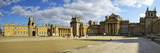 Great Court of Blenheim Palace, UNESCO World Heritage Site, Woodstock, Oxfordshire, England Photographic Print by Peter Barritt