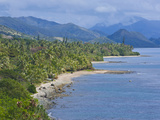 East Coast of Grande Terre, New Caledonia, Melanesia, South Pacific, Pacific Photographic Print by Michael Runkel