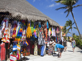 Store in Costa Maya Port, Quintana Roo, Mexico, North America Photographic Print by Richard Cummins