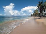 Playa Portillo, Las Terrenas, Samana, Dominican Republic, West Indies, Caribbean, Central America Photographic Print by Ethel Davies
