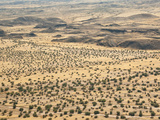 Aerial View of Damaraland, Kaokoland Wilderness in Nw Region, Namibia, Africa Photographie par Kim Walker