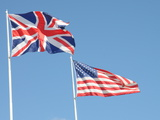 Uk and Usa Flags, United States of America, North America Photographic Print by Robert Harding Productions 