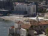 The Old Walled Town of Budva, Montenegro, Europe Photographic Print by Matthew Frost