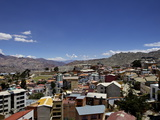 La Paz, Bolivia, South America Photographic Print by Simon Montgomery