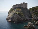 Dubrovnik Castle, Croatia, Europe Photographic Print by Matthew Frost