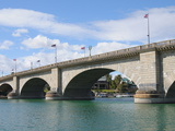 London Bridge, Lake Havasu City, Arizona, United States of America, North America Photographic Print by Robert Harding Productions 
