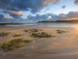Early Morning, Widemouth Bay, Cornwall, England, United Kingdom, Europe Photographic Print by Chris Hepburn