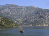 Kotor Bay, UNESCO World Heritage Site, Montenegro, Europe Photographic Print by Rolf Richardson