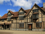 Shakespeare's Birthplace, Stratford-Upon-Avon, Warwickshire, England, United Kingdom, Europe Photographic Print by Rolf Richardson