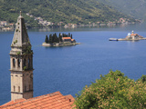 Perast and Kotor Bay, UNESCO World Heritage Site, Montenegro, Europe Photographic Print by Rolf Richardson