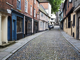Elm Hill, Norwich, Norfolk, England, United Kingdom, Europe Photographic Print by Mark Sunderland