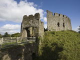 Restormel Castle, Cornwall, England, United Kingdom, Europe Photographic Print by Jean Brooks