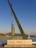 Stuart Black - Statue of Pythagoras (Greek Philosopher and Mathematician), Pythagorion, Samos, Greece - Fotografik Baskı