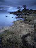 Towards the Scottish Mainland from Camascross, Isle of Skye, Scotland Photographic Print by Jon Gibbs