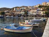Harbour View, Pythagorion, Samos, Aegean Islands, Greece Photographic Print by Stuart Black