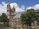 The New-Romanesque Cathedral of St. Peter, Worms, Rhineland Palatinate, Germany, Europe Photographic Print by James Emmerson