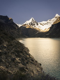 Laguna Paron, High in the Cordillera Blanca Peruvian Andes, Ancash, Peru, South America Photographic Print by Ian Egner
