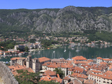 Kotor Old Town, UNESCO World Heritage Site, Montenegro, Europe Photographic Print by Rolf Richardson