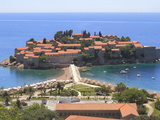 Sveti Stefan, Montenegro, Europe Photographic Print by Rolf Richardson