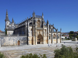 Santa Maria Da Vitoria Monastery, UNESCO World Heritage Site, Batalha, Portugal, Europe Photographic Print by Jeremy Lightfoot