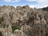 Valley de La Luna (Valley of Moon), Rock Formations on Outskirts of La Paz City, La Paz, Bolivia Photographic Print by Phil Clarke-Hill