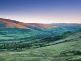 Vale of Edale, Peak District National Park, Derbyshire, England Photographic Print by Alan Copson
