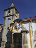 Church of the Holy Spirit (Igreja Do Espirito Santo) Portalegre, Alentejo, Portugal Photographic Print by Stuart Forster